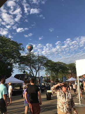 Balloon FlyOver